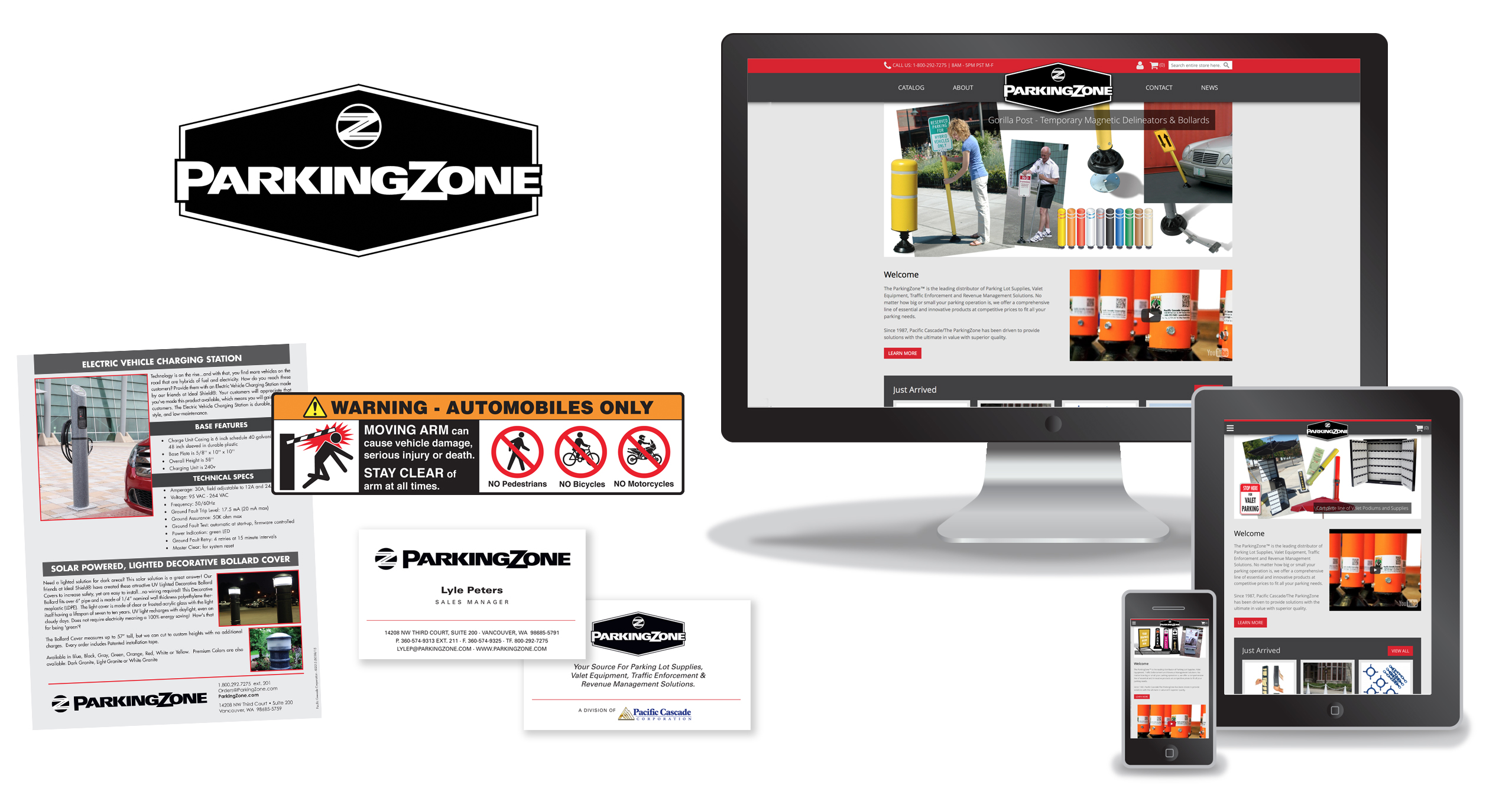 Branding-Business-Package-Vancouver-ParkingZone