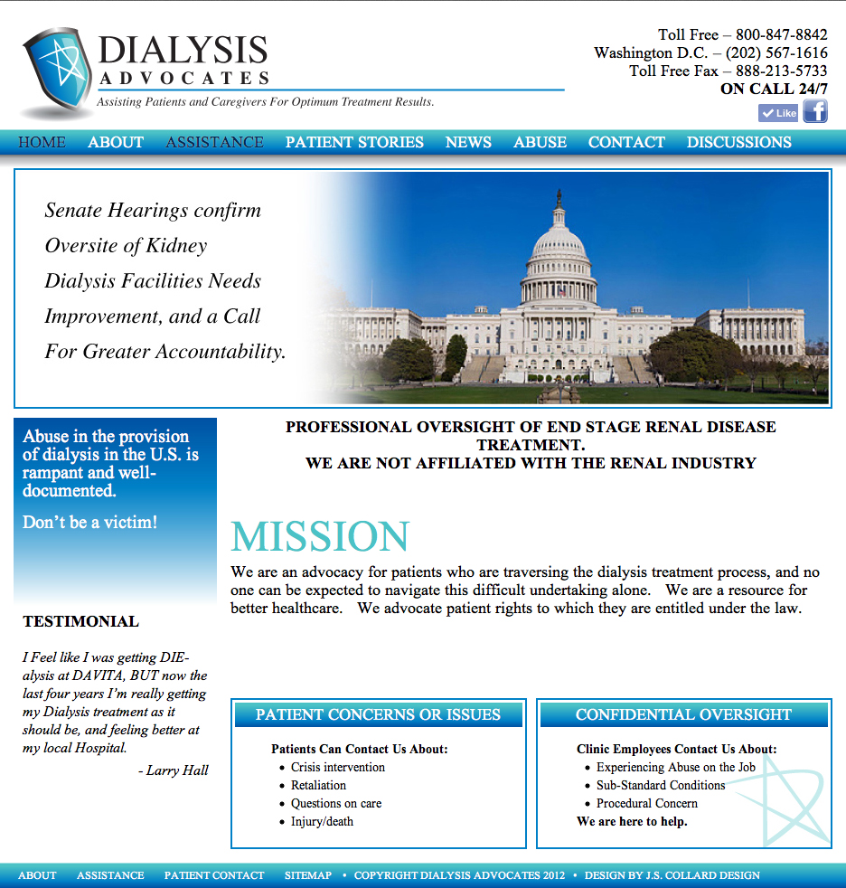 Web_Design_Dialysis_Advocates